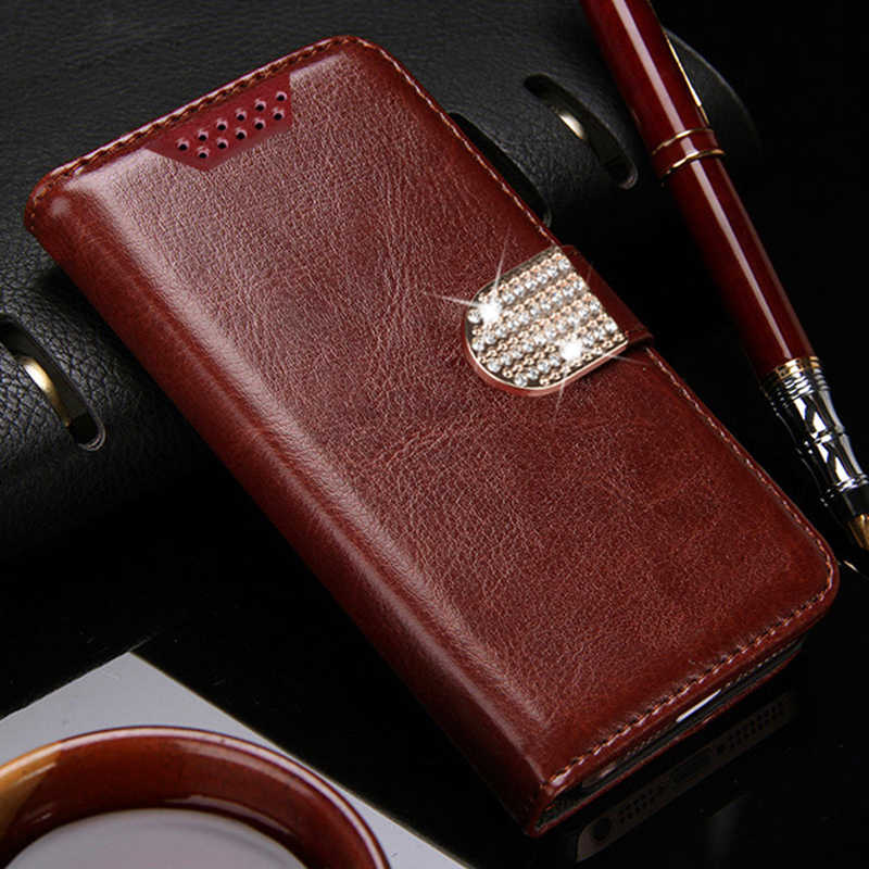 محفظة جراب هاتف ل Wiko هاري 2 الرؤية لايت XL الذهاب ماكس الرؤية 2 3 برو الذهاب زائد لايت فريدي روبي كيني الوجه أغطية جلد