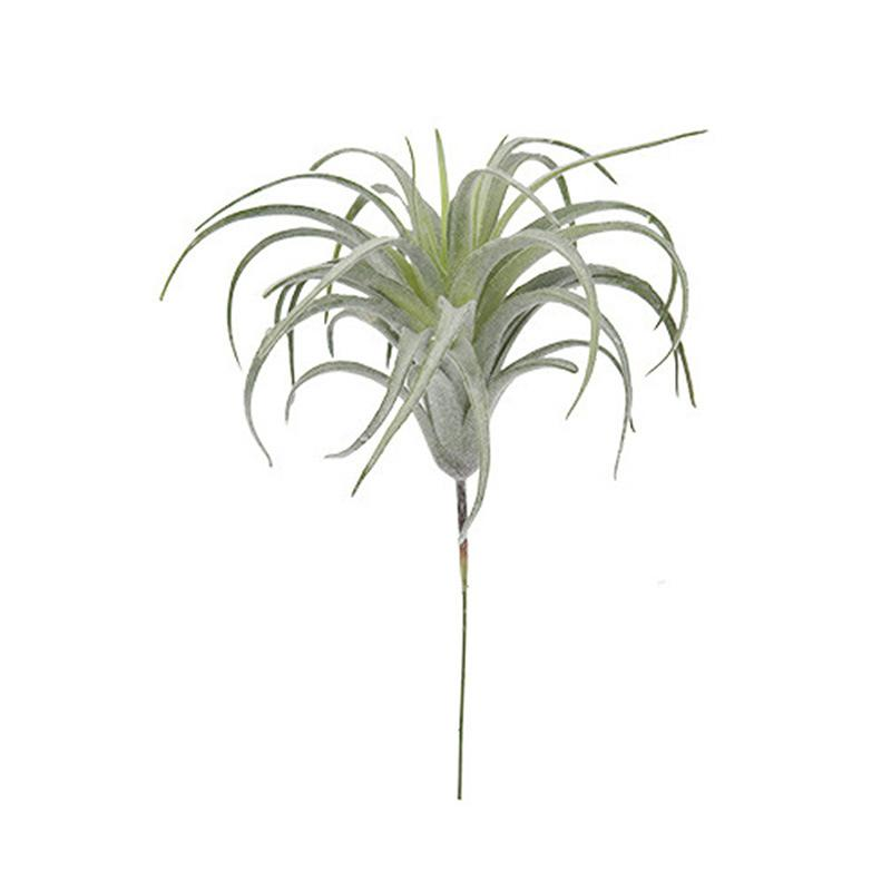 HiMISS Artificial Pineapple Grass Air Plants Fake Flowers as Home Wall Decoration