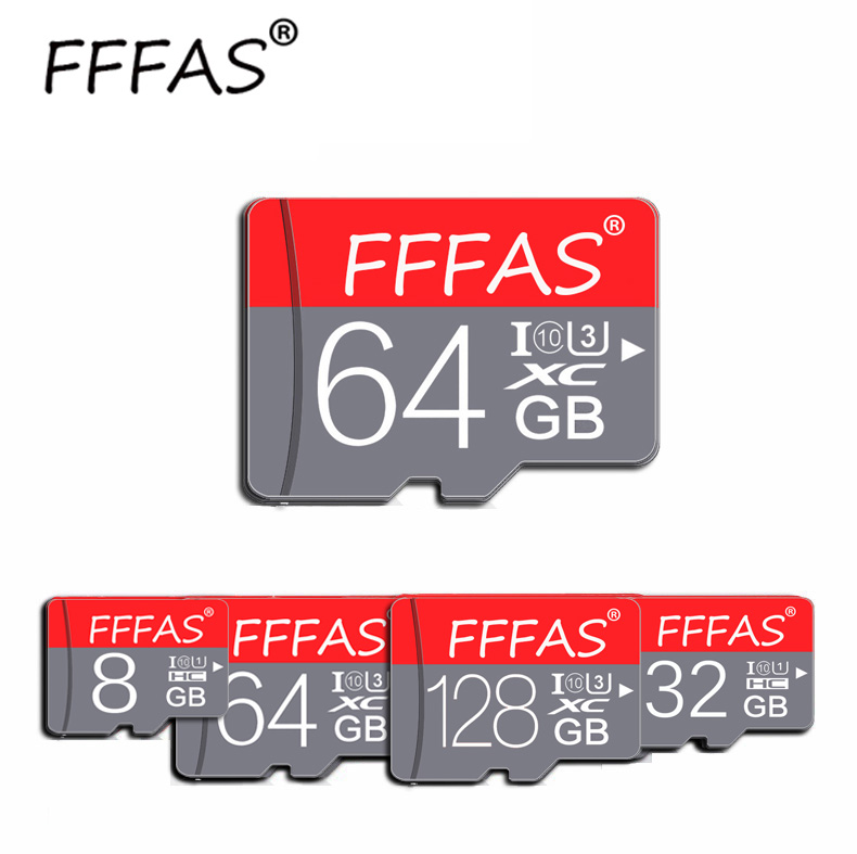 Memory Card 512GB 256GB 128GB 64GB U3 80MB/S 32GB Micro Sd Card Class10 UHS-1 Flash Card Memory Microsd TF/SD Cards For Tablet