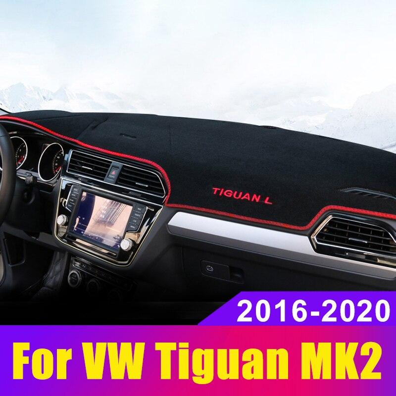 WOLDce Couverture de Tableau de Bord de Voiture Tapis de Tableau de Bord Pare-Soleil Anti-UV adapt/é pour Jeep Grand Cherokee WK2 2011-2015 2016 2017 2019