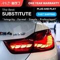 Автомобильные задние фонари Запчасти для BMW 4 серии F32 F36 F82 M4 GTS O светодиодный задний фонарь светодиодный сигнал Автомобильные стояночные ог...