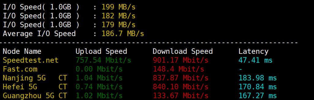 一体云促销美国高防VPS 1C1G 20G SSD 10G宽带 200G流量月付仅6.6元,年付仅66元插图(2)