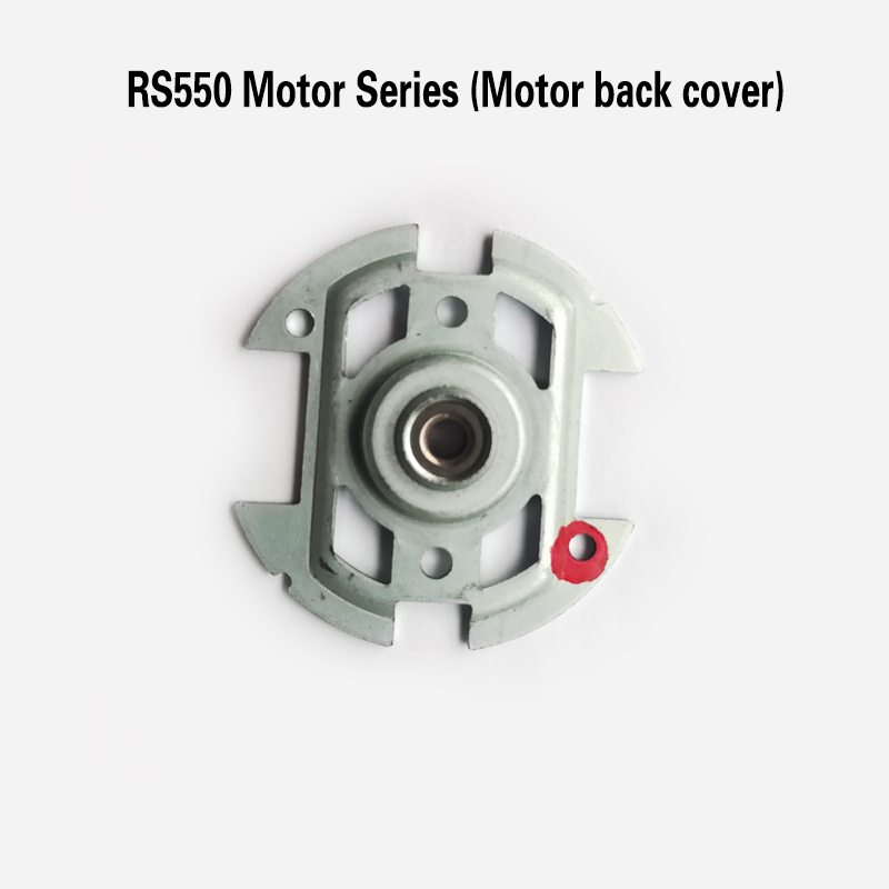 RS550 RS545 RS555 Motor Back Cover replace for BOSCH MAKITA DEWALT HITACHI METABO Milwaukee WORX Hilti Ryobi image