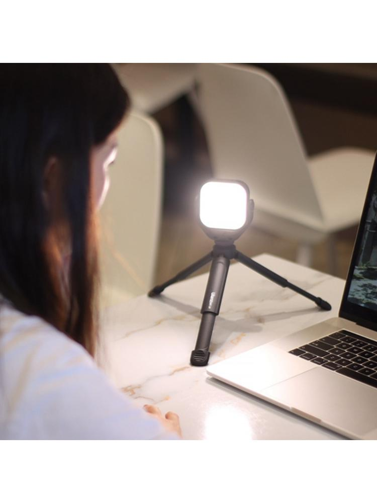 Светодиодный светильник с телескопической складной штатив Стенд