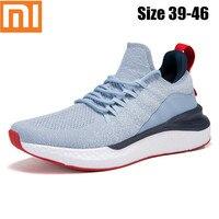 Xiaomi-Zapatillas deportivas transpirables de lona para hombre, calzado deportivo informal para correr, tenis, ligeras y cómodas