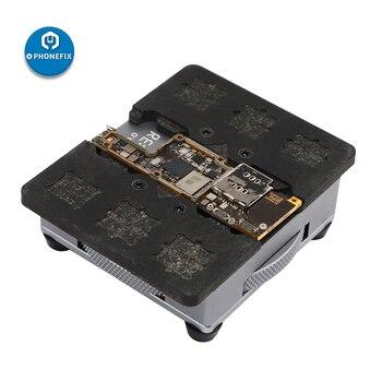 Reparación OCLOCK T-003 placa base Universal PCB accesorio de reparación de soldadura para iPhone Android teléfono soldadura plataforma de retrabajo
