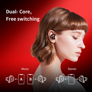 Image 3 - Whizzer TWS Bluetooth Earphones 3D Stereo Wireless Earbuds NC Sports Headset Hifi bass Waterproof Bluetooth Airdots with mic OT1
