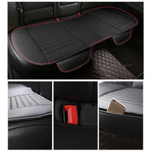 Car Care Truck Seat Covers Cover Four Seasons Front and Rear Cushion Breathable Protector Mat Pad Universal Size for