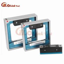 Haute précision 0.02 mm/m 100/150/200/250/300mm cadre niveau mètre cadre niveau instrument outils de mesure