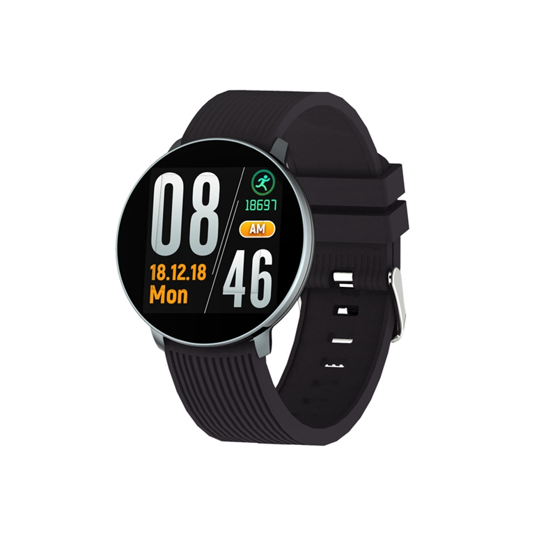 Smart Watch LV18 Sport Contact Screen Call Message Reminder Heart Rate Monitor Clock Connect Smart Bracelet For Huawei Samsung I
