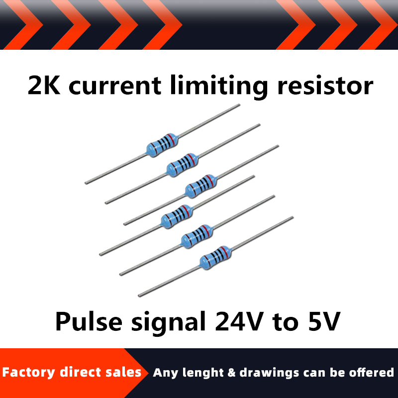 Limiting-Resistor Motor-Connected Current Stepper with PLC Pulse-Signal Changed Factory-Direct