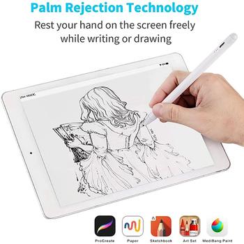 Rysik rysik do ipada ołówek ołówek do Apple 1 2 rysik do tabletu Samsung Tablet IOS android Tablet Pen smartfon rysik do telefonu tanie i dobre opinie amzwn NONE DE (pochodzenie) Ekran pojemnościowy Dla apple