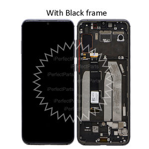 Image 4 - 5.97 AMOLED Xiaomi Mi9 SE LCD ekran dokunmatik ekran Digitizer meclisi değiştirmeleri parçaları mi 9 se lcd m1903F2G