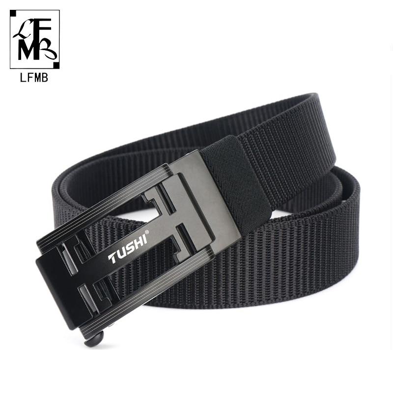 [LFMB]Nylon Belt Men Army Tactical Belt Molle Military SWAT Combat Belts Knock Off Emergency Survival Waist Tactical Dropship