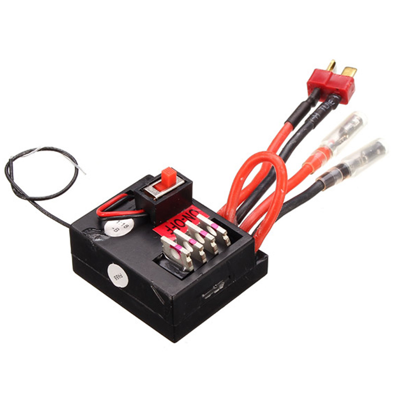 Direct Receiver 2 In 1 Unit A959-B-25 Receiver/Esc For Wltoys A959-B A969-B A979-B Rc <font><b>Car</b></font> Part <font><b>Toys</b></font> & Hobbies <font><b>Electronic</b></font> Pets image
