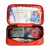 180 In 1 Outdoor Survival Kit Set Tools Camping Travel First Aid SOS Emergency Suppliers Multifunction Tactical Tools Bandage|Safety & Survival| |  -
