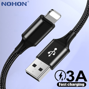 Image 1 - USB كابل ل فون 12 11 برو ماكس XR XS 5 6 S 5S 6S 7 8 Plus SE 2020 iPhoe iPone iphine 10  زائد أبل باد iOS قصيرة طويلة 2m 3m البيانات شاحن الهاتف الحبل سريع تهمة سلك