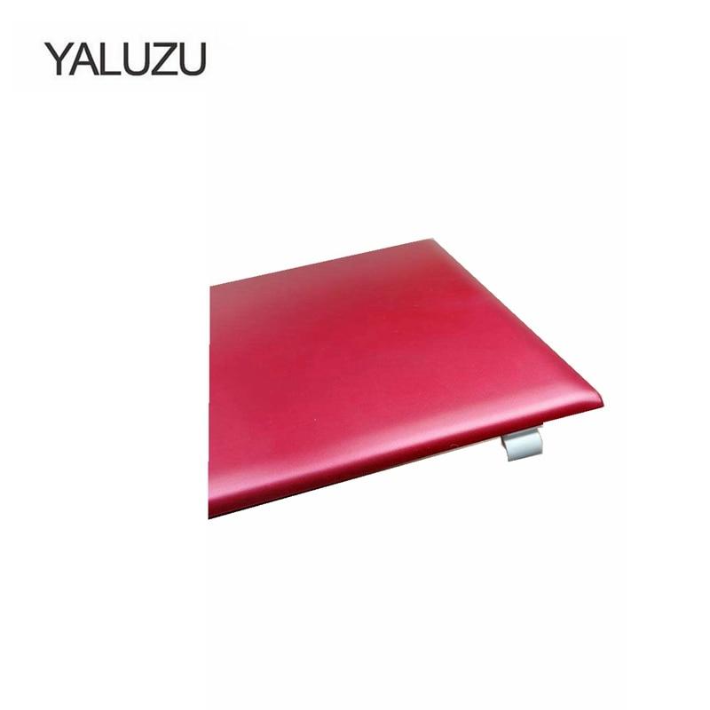 YALUZU LCD top cover case for samsung 270E5V 270E5U 270E5J 270E5G 270E5R 270E5E 270R5E 300e5e 300E5V LCD top cover case