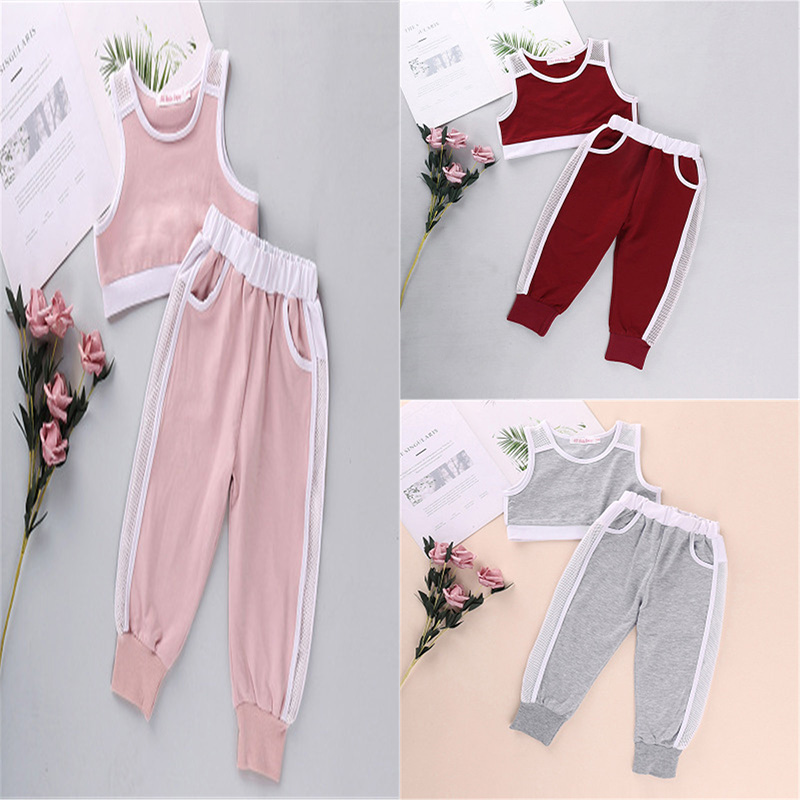 summer-baby-girl-clothes-kids-girls-outfits-princess-clothing-two-piece-set-children-casual-fashion-toddler-solid-color-font-b-marvel-b-font