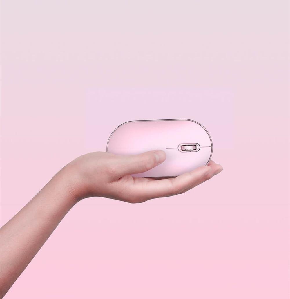 Xiaomi miiiw escritório mouse ar bluetooth modo