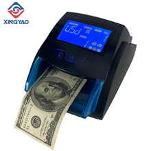 Detector Insertion Money-Counter Fake-Notes THB USD with 4-Sides XD-520B LBP EUR MYR