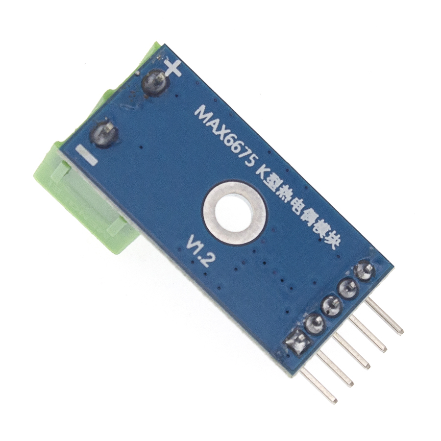 Image 5 - MAX6675 Module + K Type Thermocouple Thermocouple Senso Temperature Degrees Module for arduino-in Integrated Circuits from Electronic Components & Supplies