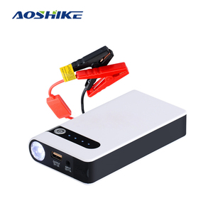 AOSHIKE Car Jump Starter Booster Jumper Box USB Power Bank Battery Charger 12V 20000mAh Emergency Starting Device For 1.8L Car