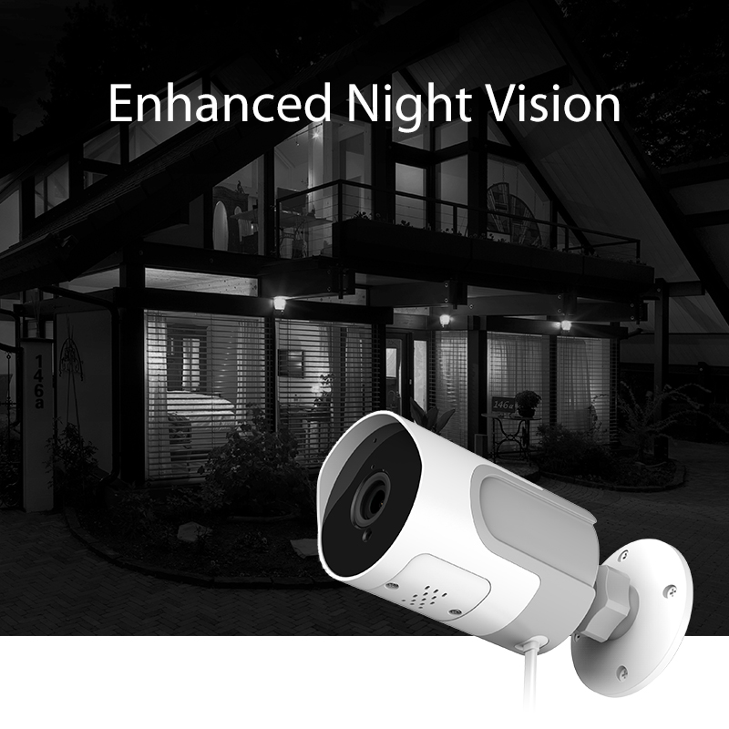 Image 5 - YI loT Outdoor Camera 1080p IP Camera Wireless Weatherproof Night Vision Security Surveillance Camera YI Cloud Available-in Surveillance Cameras from Security & Protection