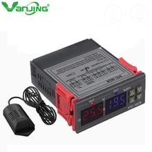 Digital Thermostat Hygrostat Temperature Humidity Controller Regulator Heating Cooling Control Switch STC-3028 12V 24V 220V
