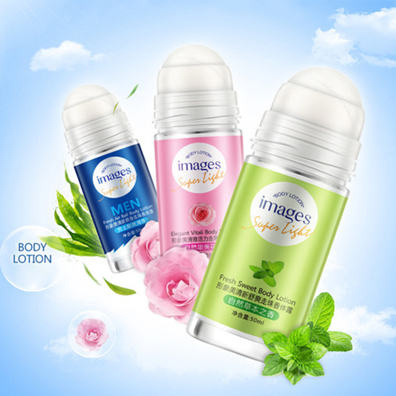 Wholesale Ball Body Lotion Antiperspirants Underarm Deodorant Roll On Bottle Fragrance Perfumes M3