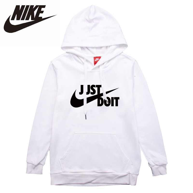 Nike Original Swoosh Running Hoodies Men And Women Cotton JDI Training Sportswear