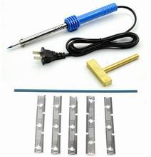Soldadura de hierro Pixel herramientas para la reparación de píxel BMW Herramienta para BMW E38 E39 E53 de reparación de Cable de cinta para BMW Cable plano