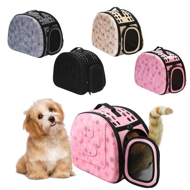 Foldable Travel Dog Carrier 1