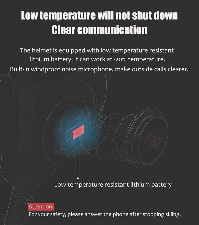 Smart4u Ski Helmet
