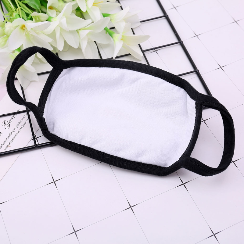 1Pc Cotton Anti-Dust Face Mouth Mask Fluorescent Earloop Fashion Windproof Cover LX9E
