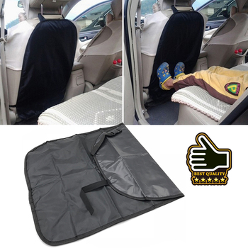 car seat protector Car Seat Cover Back Protectors Protection For Children Protect Auto Seats Covers for Baby Dogs from Mud Dirt image