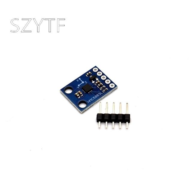 GY-273 HMC5883L Triple Axis Compass Magnetometer Sensor Module 3V-5V