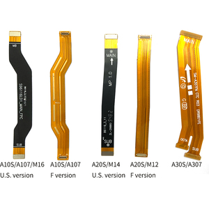 For Samsung Galaxy A10S A20S A30S A40S A50S A60S A70S A707 M107 M307 Main Motherboard Flex Cable Connector USB Board Ribbon
