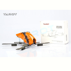 Image 2 - Tarot Robocat TL280H 280mm Half Cabon Quadcopter Frame with Hood Cover for RC FPV