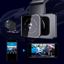 Car-Dvr-Camera Parking-Monitor Dash-Cam 3-Inch 1080P Screen WIFI Night-Vision 2