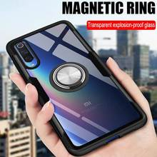 Shockproof Magentic Phone Case For Redmi 7 Note