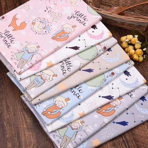 100% Cotton Twill Fabric Carto