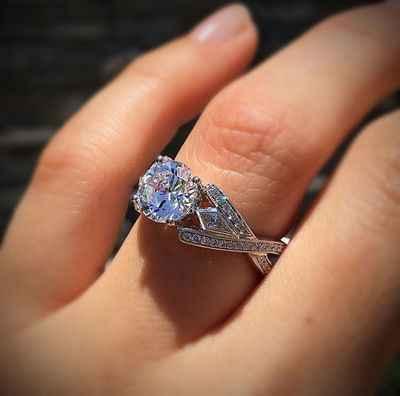 925 סטרלינג כסף משובץ טבעת עם AAA זירקון טבעת זוג אופנה אירופאי ואמריקאי אופנה גברים ונשים תכשיטי מתנות