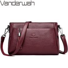 Luxury Handbags Leather Crossbody Bags For Women Shoulder Bags Designe