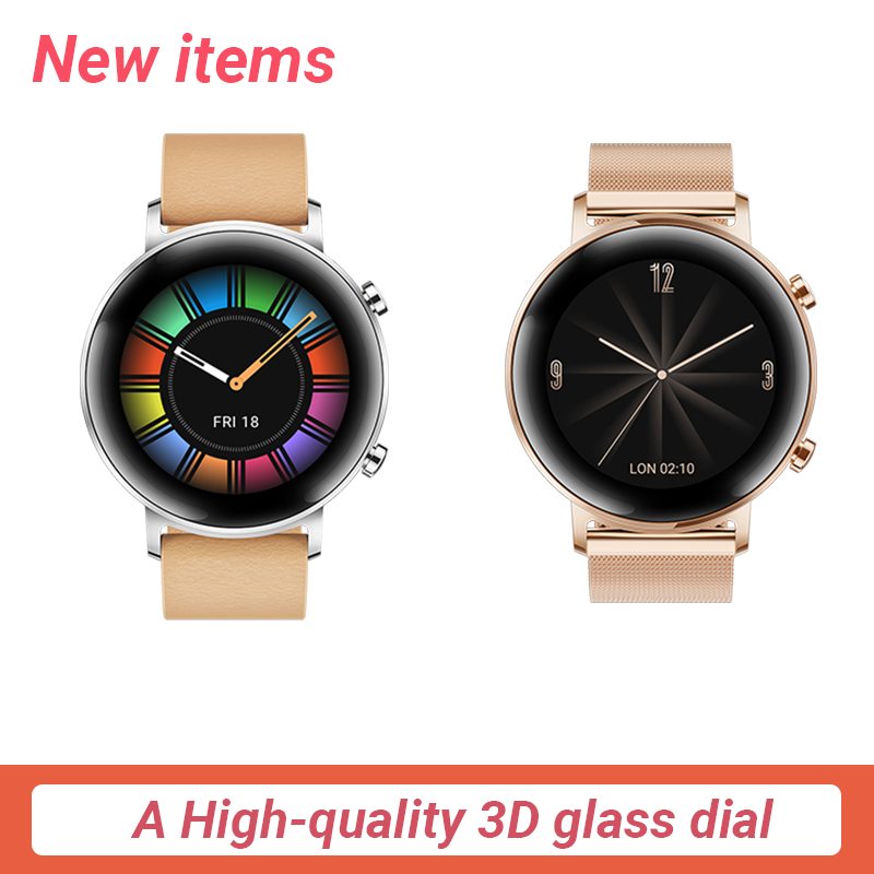 HUAWEI Heart-Rate-Tracker GPS Smart-Call Android 14-Days-Phone Global-Version GT 2-Gt2