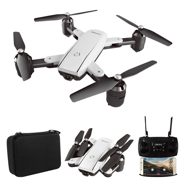 ZD5-G Folding Unmanned Aerial Vehicle Manual Follow 4K Optical Flow Double Camera Aerial Photography Quadcopter SG700-S