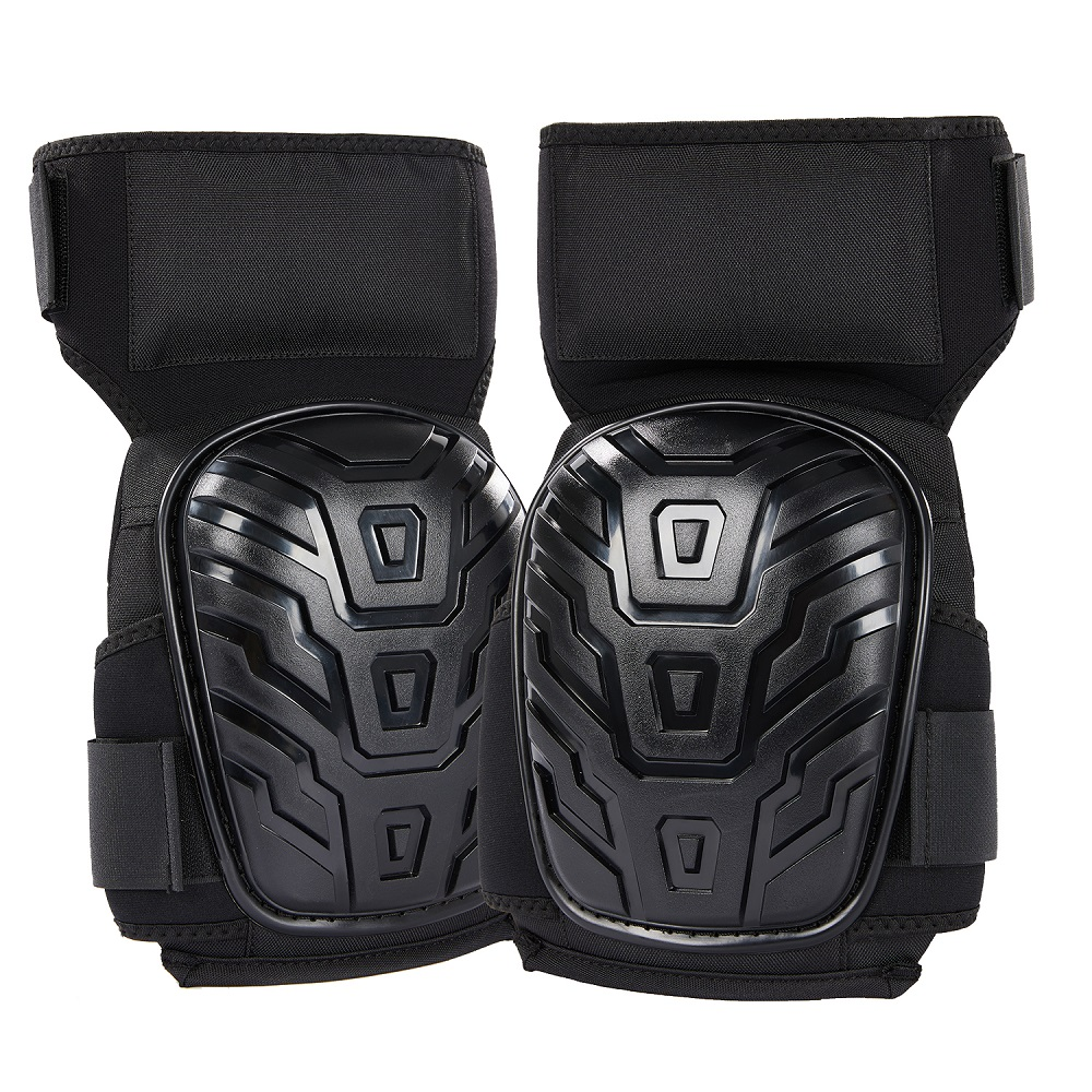 Knee Pads For Work-Heavy Duty Construction Knee Pads - Gel Cushioned Pads For Flooring, Gardening, And Tiling