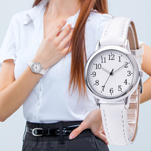 Elegant Style Women Watch Candy Color Straps