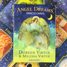 Taort-Cards Board Deck Divination Angel-Dream Fate Factory-Price