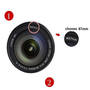 Image 5 - free shipping 100pcs  49mm 52/55/58/62/67/72/77mm Snap on Front Lens Cap Cover for Canon Nikon Olympus Sony Pentax Sigma Lens